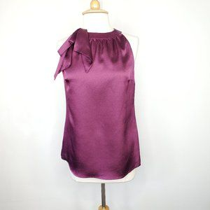 The Limited Wine Career Sleeveless Top, NWT, M